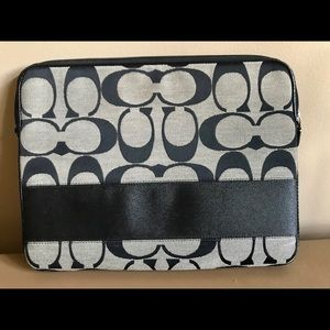 Coach Laptop Sleeve